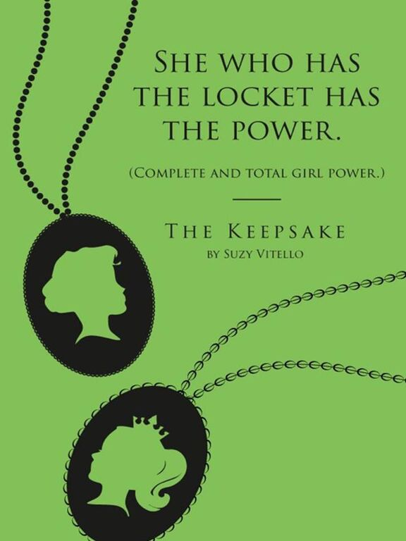 she who has the locket-keepsake