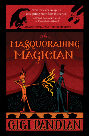 the masquerading magician arc