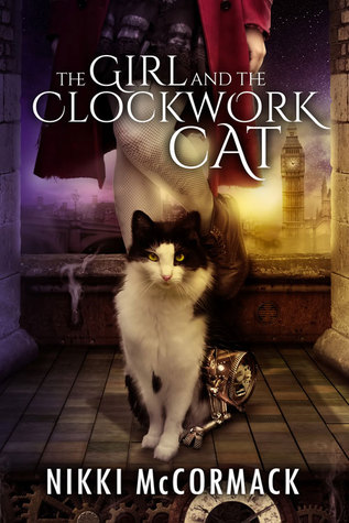 girl and clockeork cat(review