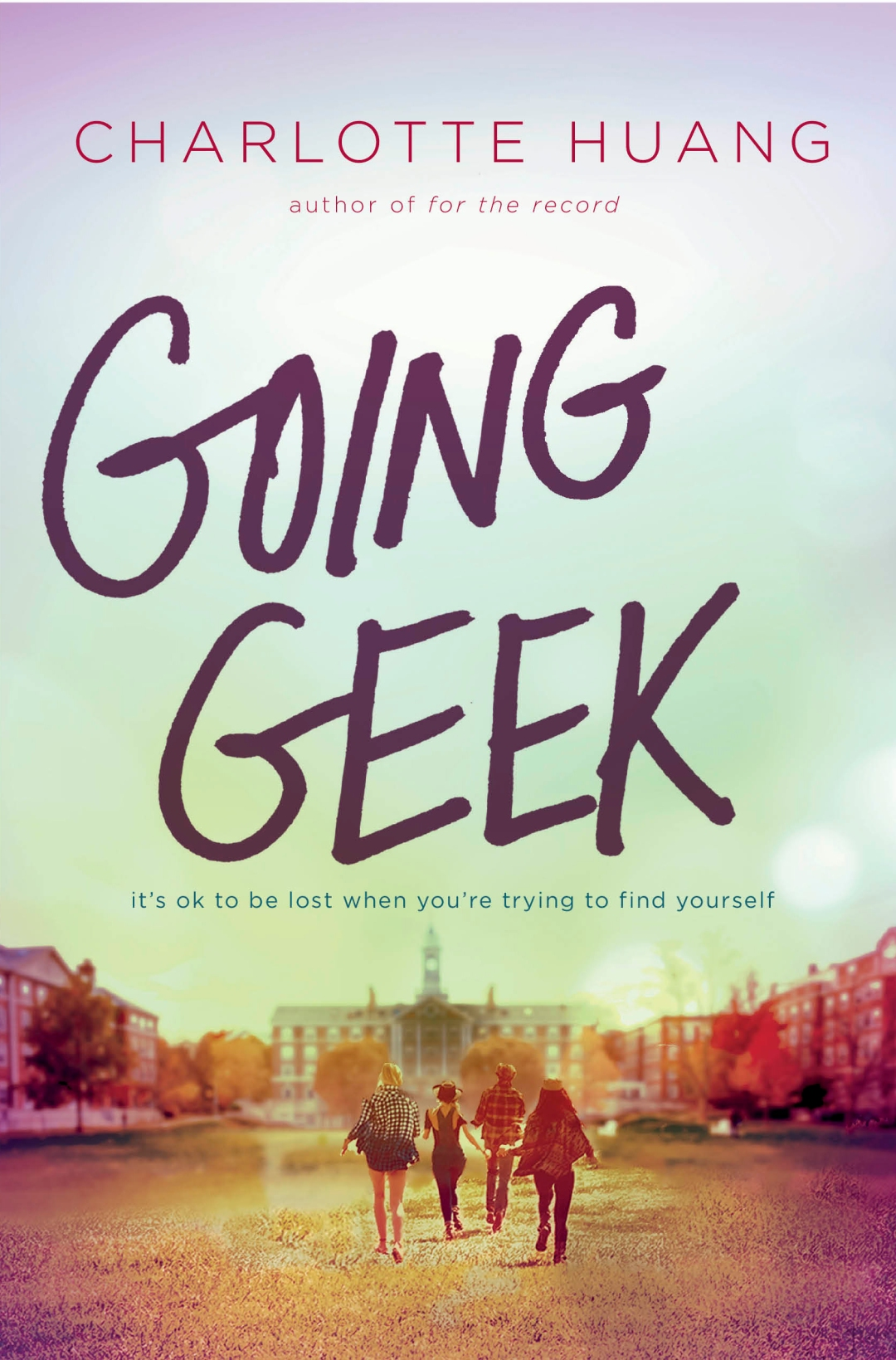 GOING GEEK_delacorte
