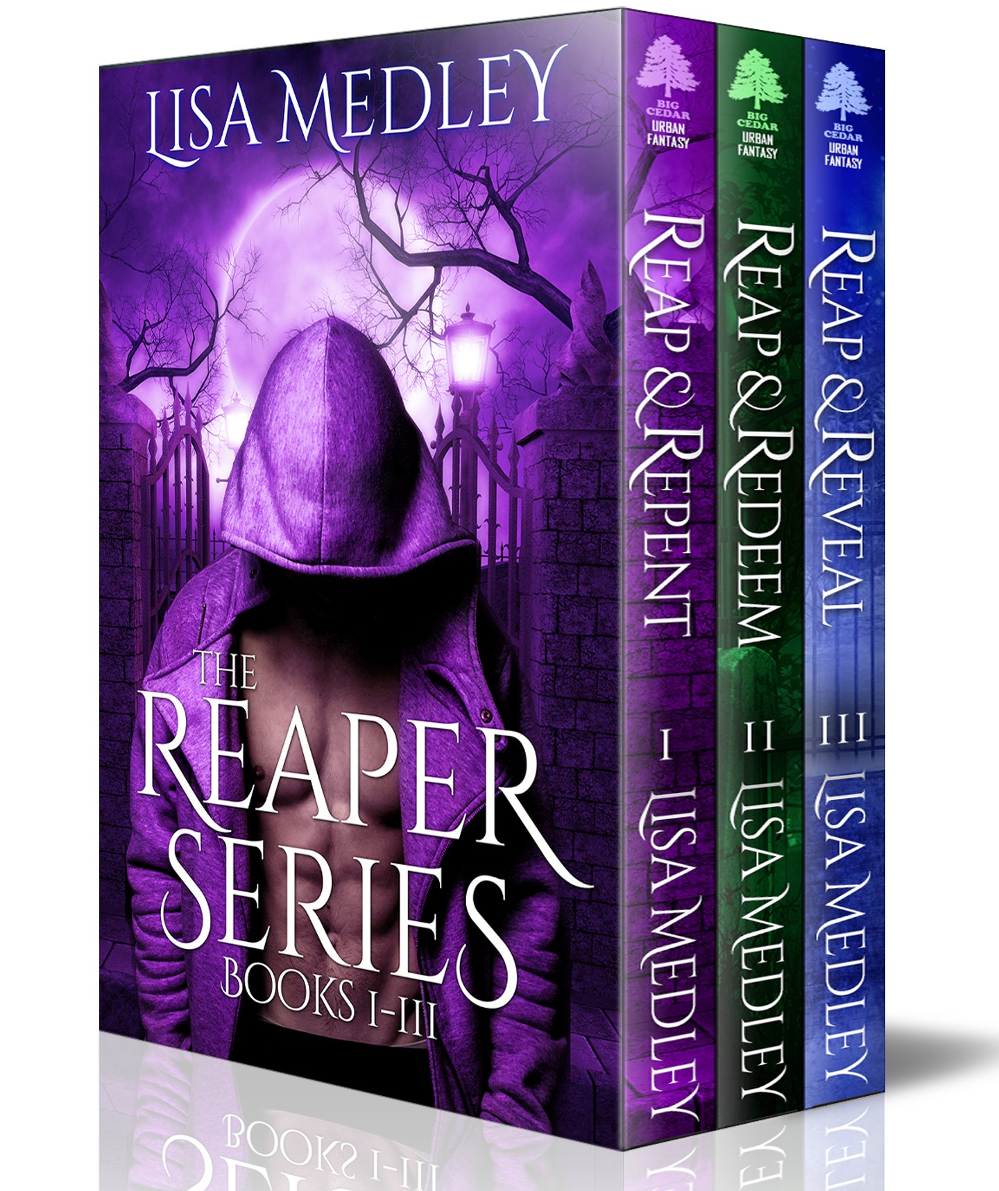 reaper box