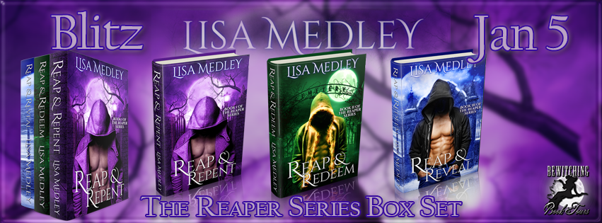 The Reaper Box Set Series Banner 851 x 315