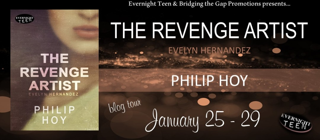 The Revenge Artist Tour Banner
